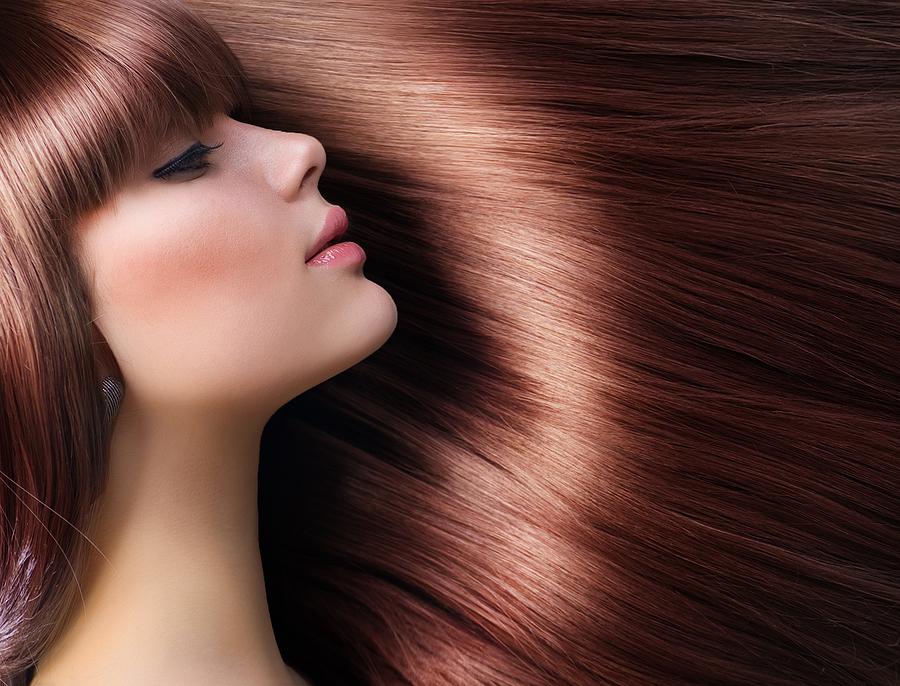 Haare tönen trotz Haarausfall